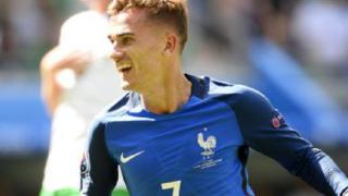 Antoine Griezmann zmieni klub