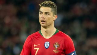 Cristiano Ronaldo namawia talent do transferu