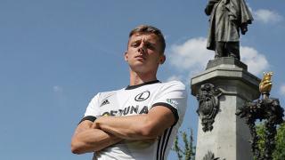 Legia Warszawa podpisała kontrakt z Arvydasem Novikovasem