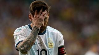 Lionel Messi Argentyna Kolumbia