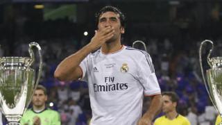 Real Madryt zatrudnił Raula