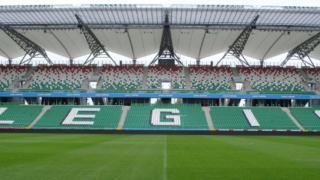 Legia Warszawa chce podpisać kontrakt z młodzieżowcem