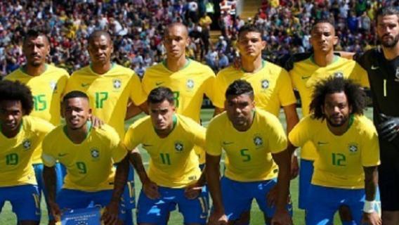 Brazylia na Copa America
