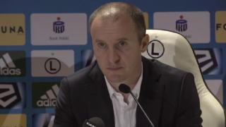 Aleksandar Vuković po meczu z KuPS