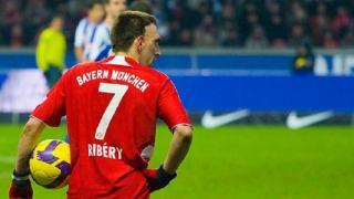Arsenal może ściągnąć Ribery'ego