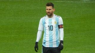 Leo Messi ukarany?