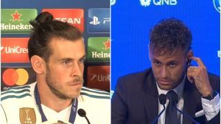 Neymar Gareth Bale
