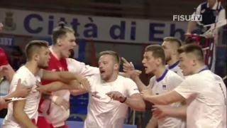 Polska Rosja bójka