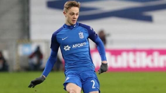 Młoda gwiazda odejdzie z Lecha? Celtic w grze o transfer polskiego talentu