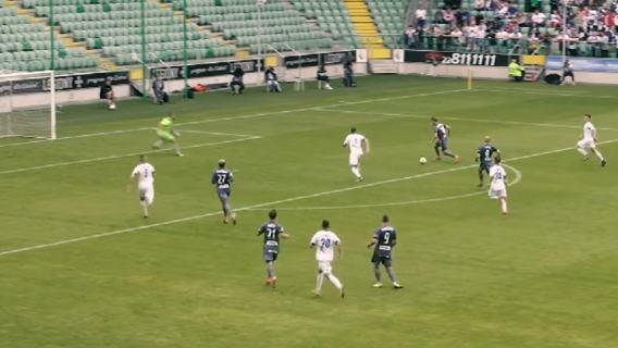 Legia Warszawa gromi w sparingu