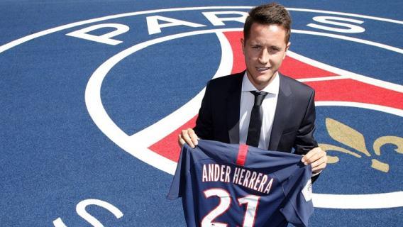 PSG zatrudniło Andera Herrerę