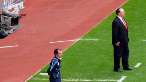 Rafael Benitez znalazł nową pracę