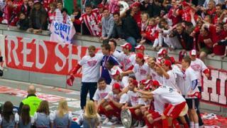 Bayern Monachium gromi w sparingu