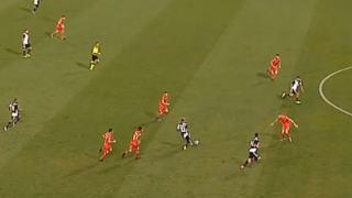 Juventus fantastyczny gol