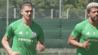 Legia Warszawa żegna Carlitosa
