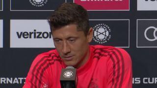 Robert Lewandowski komentuje transfer