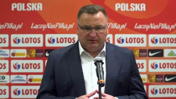 Czesław Michniewicz wysłał powołania