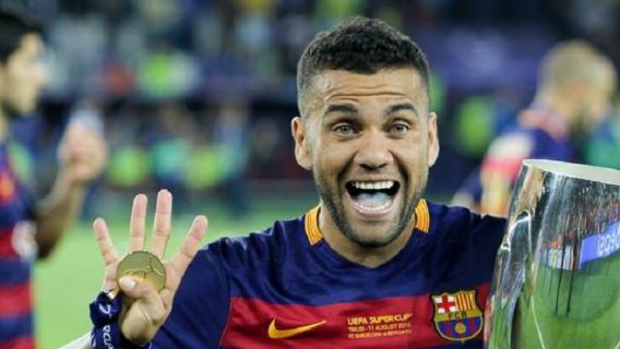 Dani Alves znalazł klub