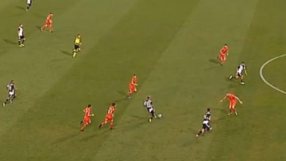 Fantastyczny gol Paulo Dybali. Jak on to zrobił?! [WIDEO]