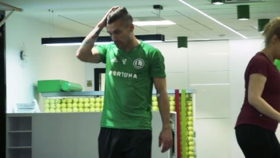 Marko Vesović po meczu
