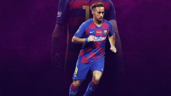Neymar wraca do Barcelony