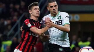 AC Milan Giampaolo