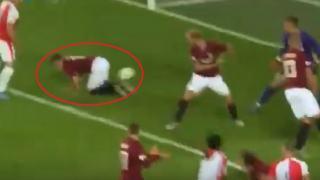 Gol samobójczy Slavia
