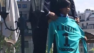 PSG kupiło Navasa
