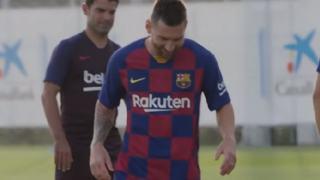 Leo Messi kontuzjowany