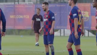 Leo Messi kontuzja