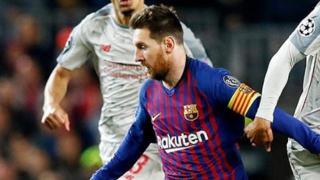 Leo Messi może stracić rekord