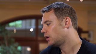 Manuel Neuer o Ter Stegenie