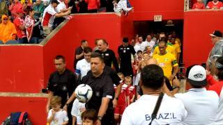 Reprezentacja Polski Brazylia