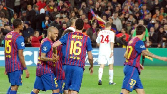 Barcelona chciała sprowadzić Alvesa