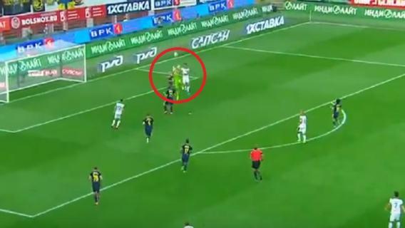Fantastyczna interwencja obrońcy, Krychowiak mógł cieszyć się z kolejnego gola [WIDEO]