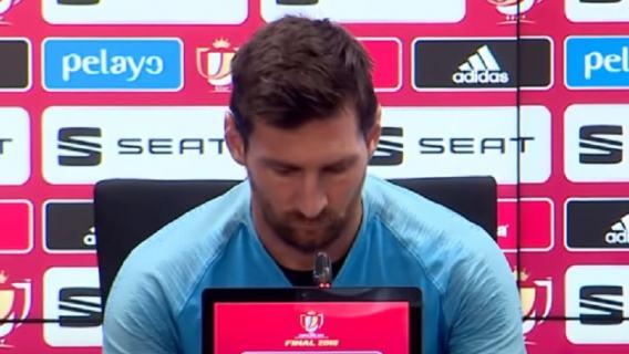 Leo Messi może zmienić klub