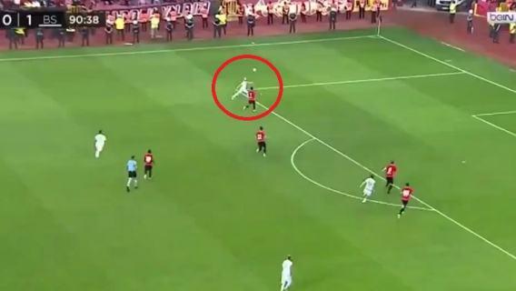 Piękny gol w Turcji