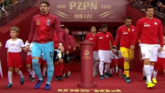Reprezentacja Polski mecz z Austrią