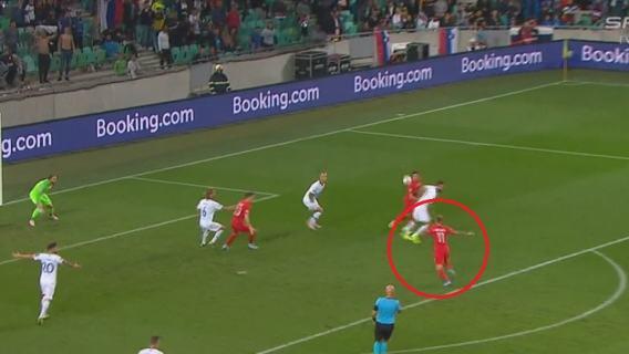 Szkolny błąd sędziego! Reprezentacja Polski powinna mieć na koncie gola?