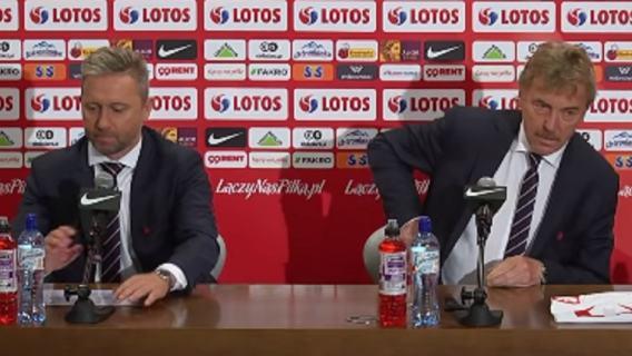 Kłótnia w szatni po meczu Polska - Austria? Dziennikarz ujawnia nieznane fakty
