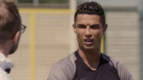 Cristiano Ronaldo nie zapomniał