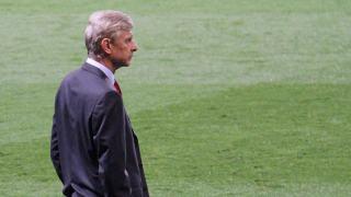 Arsenal Wenger Lyon