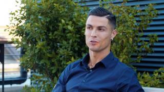 Cristiano Ronaldo koniec