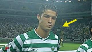 Cristiano Ronaldo gol
