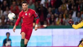 Cristiano Ronaldo zarobki