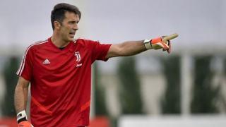 Juventus Gianluigi Buffon