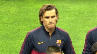 Leo Messi Griezmann