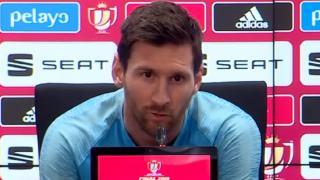 Leo Messi Barca kontakt