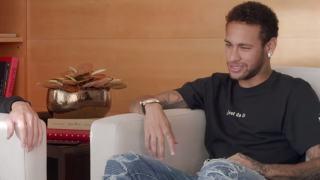 Neymar kibice kobieta