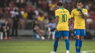 Neymar kontuzja PSG